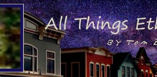 All Things Etheric by Tom Butler
