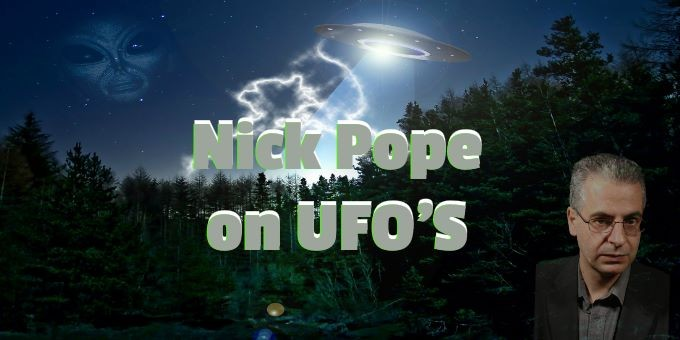 UFO Government Information Released