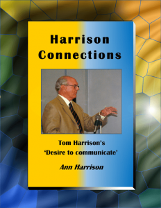 Harrison Connects book