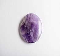 Amethyst, c. Michael Illas Earth Blessings