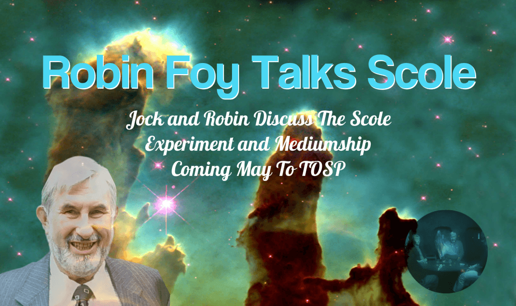 Robin Foy Talks Scole Coming Next Month