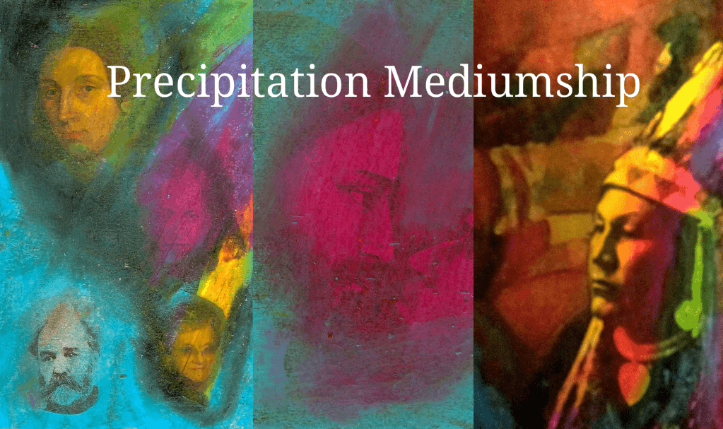 Precipitation Mediumship – It's All In The Cards