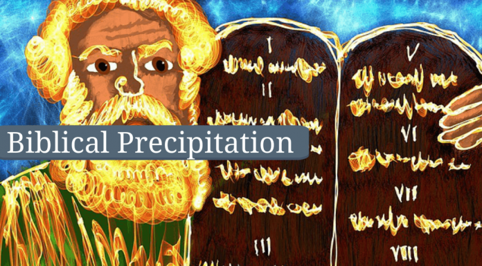 precipitation mediumship