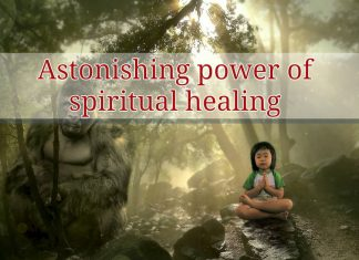 power of spiritual healing