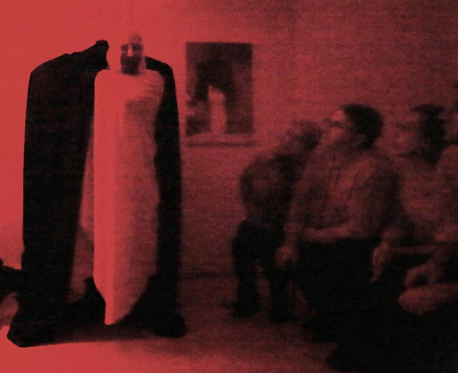 Full Materialization Breakthrough As John King Materializes In Seance 2017 20