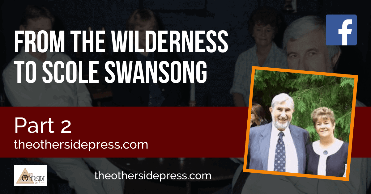 From The Wilderness To Scole Swansong - Pt 2